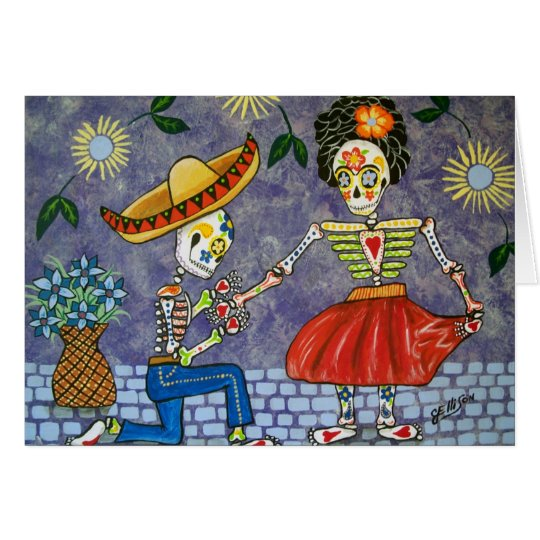 Day of the Dead The Proposal Wedding Date