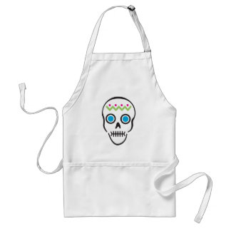 Day of the Dead Three Apron