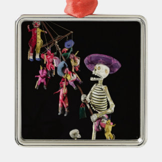 Day of the Dead: Toy Peddler, from Oaxaca Christmas Ornament