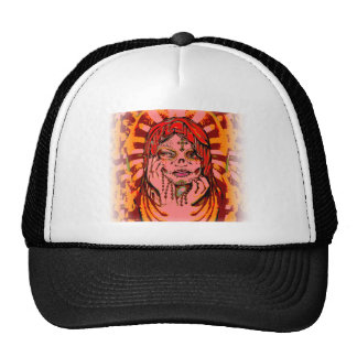 Day of the Dead Virgin Mary Cap