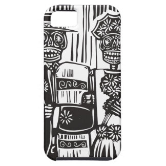 Day of the Dead Wedding Case For The iPhone 5