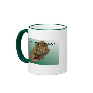 DAY OF THE IGUANA COFFEE MUGS