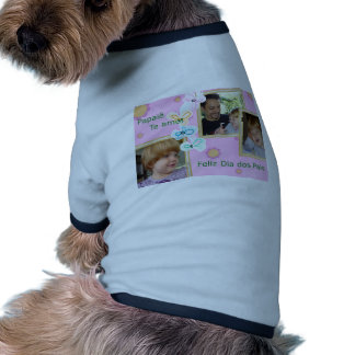 DAY OF THE PARENTS DOG T SHIRT