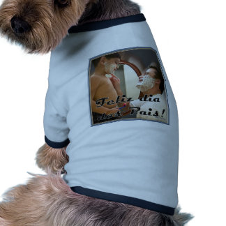 DAY OF THE PARENTS DOGGIE TEE SHIRT