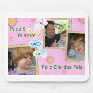 DAY OF THE PARENTS MOUSE PAD