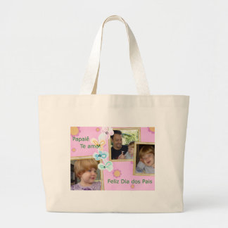 DAY OF THE PARENTS JUMBO TOTE BAG