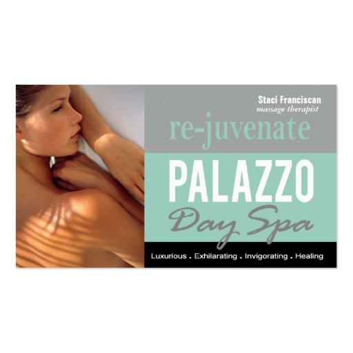 Day Spa Massage Therapist Aromatherapy Pack Standard