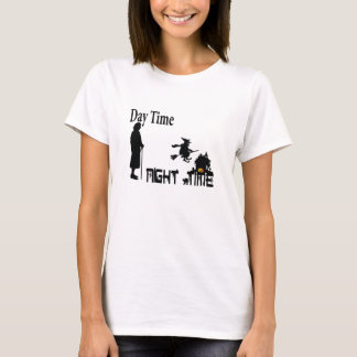 Day time, night time change T-Shirt