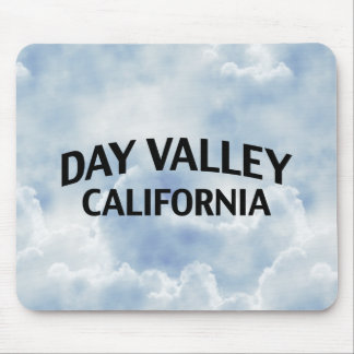 Day Valley California Mouse Pad