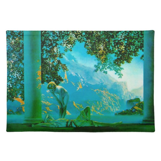 Daybreak 1922 placemat
