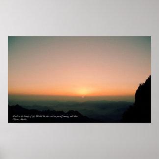 Daybreak Print