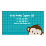 Daycare child care babysitting Mummy calling card Pack Of Standard Business Cards