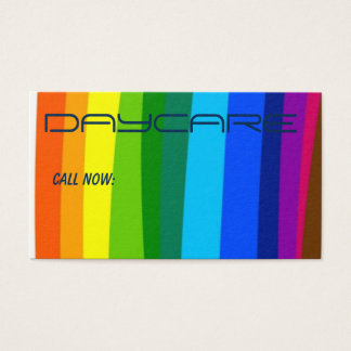daycare easy business card