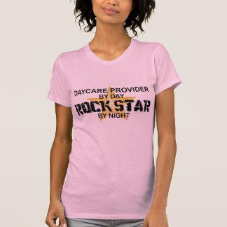 Daycare Provider Rock Star T-Shirt