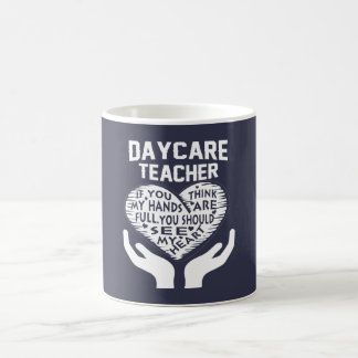 Daycare Teacher Coffee Mug