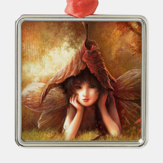 Daydreaming Fairy Christmas Ornament