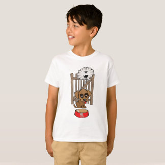 Daydreaming Puppy T-Shirt