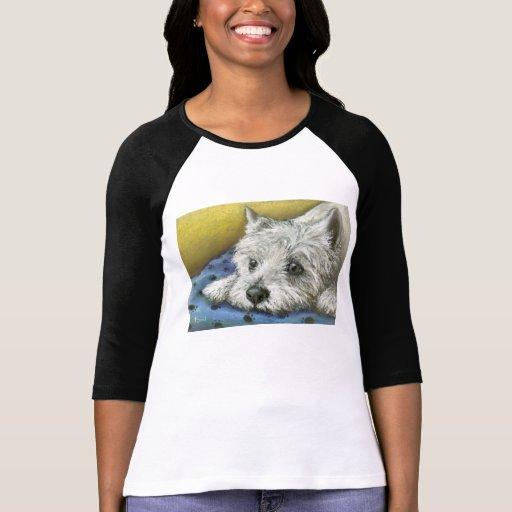 Daydreaming Westie T-Shirt