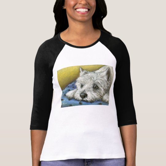 Daydreaming Westie T-Shirt