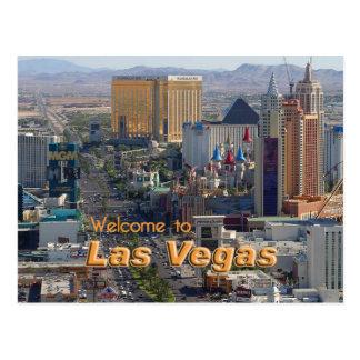 Daylight on the Las Vegas Strip Postcards