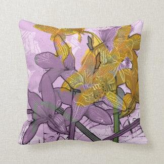 Daylilies Cushion