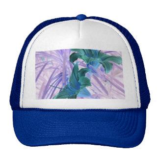 Daylilly Art Hats