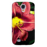 Daylily At Dusk Galaxy S4 Covers