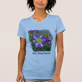 Daylily 'Michael Bennett' T-shirt