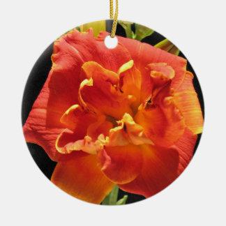 Daylily Ornament