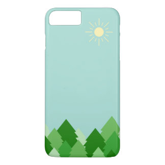 Daylit Forest iPhone Case (6/6s plus)