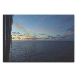 Days at Sea Plain Tissue Paper