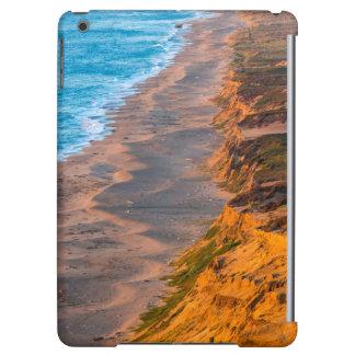 Days Last Light Strikes The Sandy Shore Of Point