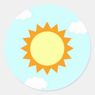 Daytime Sticker