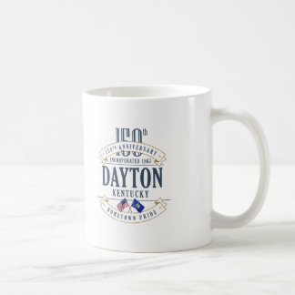 Dayton, Kentucky 150th Anniversary Mug