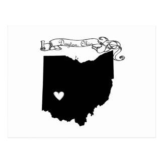 Dayton Ohio Postcard