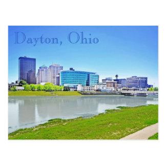 Dayton, Ohio, U.S.A. Postcard