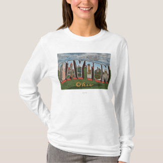 Dayton, Ohio (Wright Brothers Plane) T-Shirt