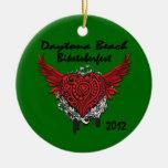 Daytona Beach Biktoberfest 2012 Ornament