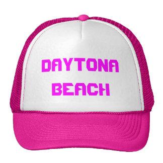 DAYTONA BEACH TRUCKER HAT