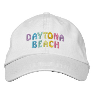 DAYTONA BEACH cap Embroidered Hat