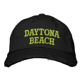 DAYTONA BEACH EMBROIDERED CAP