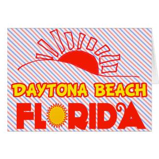 Daytona Beach, Florida Greeting Card