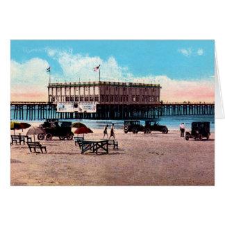 Daytona Beach, Florida Casino Card