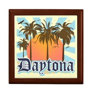 Daytona Beach Florida Keepsake Box