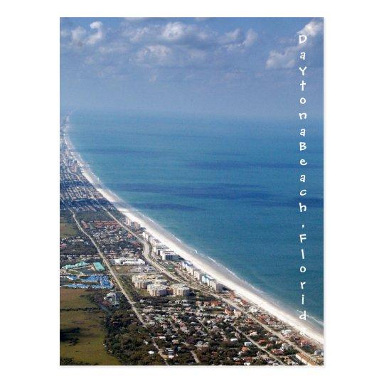 Daytona Beach, Florida Postcard