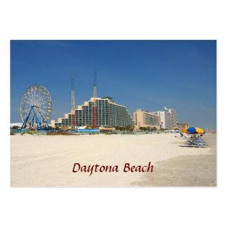 daytona beach florida usa business card templates