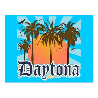 Daytona Beach Florida USA Postcard