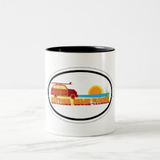 Daytona Beach. Mugs