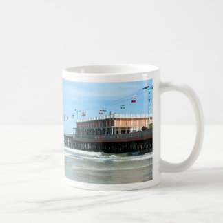 Daytona Beach Pier December 2008 Coffee Mugs
