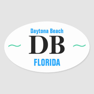 DAYTONA BEACH stickers (4)